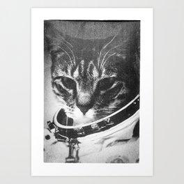 Cosmicat Art Print