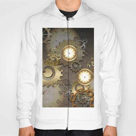 Abstract mechanical design Hoody