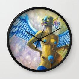 Angela Wall Clock