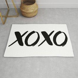 XOXO - Hugs and Kisses Rug