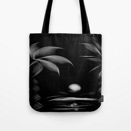 Midnight Paradise Tote Bag