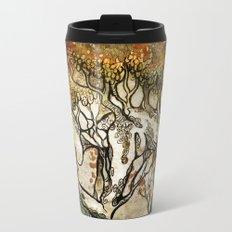 Crying Dryad Metal Travel Mug