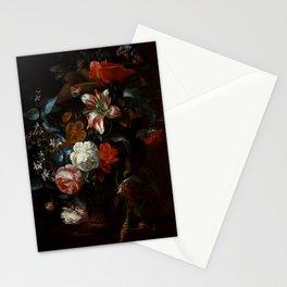 "Philip van Kouwenbergh ""Flowers in a Vase"" Stationery Cards"