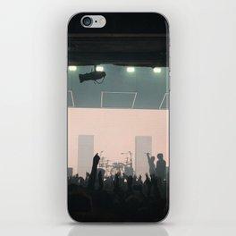 1975 concert iPhone Skin