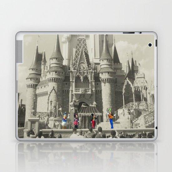 Walt Disney World Laptop & iPad Skin