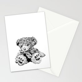 Teddy Stationery Cards