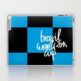 Brazil World Cup 2014 - Poster n°7 Laptop & iPad Skin