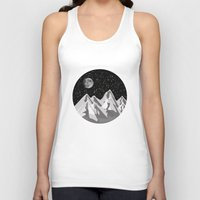 the mountains are calling Tank Tops featuring The mountains are calling & I must go by Rustic Refresh