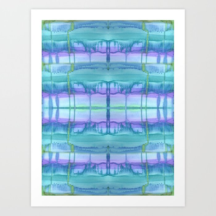 Ocean Zone Art Print