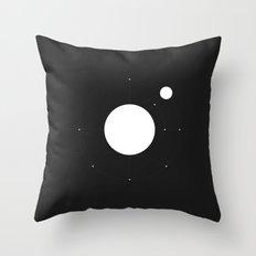Jhon Maxwell Cherlperten Throw Pillow