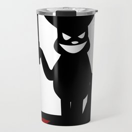 Bloody Bunny Travel Mug