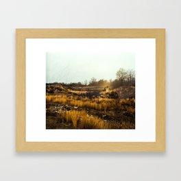 centralia 1  Framed Art Print