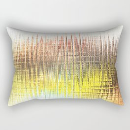 Yellow texture Rectangular Pillow