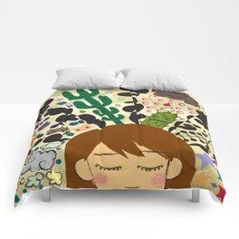 A Mind of a Dork Comforters