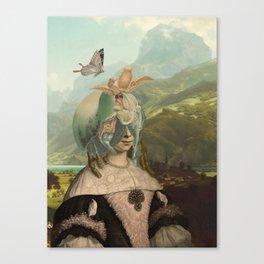 VIVIAN Canvas Print