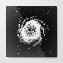 Spiral Galaxy 1 Metal Print