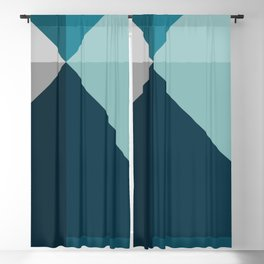 Geometric 1702 Blackout Curtain
