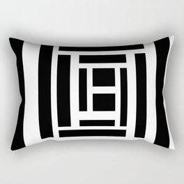 Lines 04 Rectangular Pillow