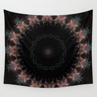 halo Wall Tapestries featuring Halo by Silentwolf