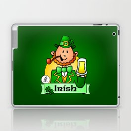 St. Patrick's Day Laptop & iPad Skin