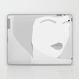 minimal mazie Laptop & iPad Skin