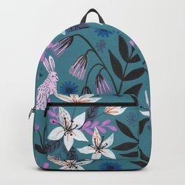 Hidden Critters Pattern Backpack