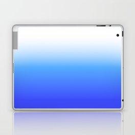 Aqua Ombre Laptop & iPad Skin