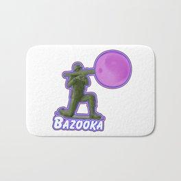 Bazooka Bath Mat
