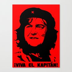 May Guevara Canvas Print