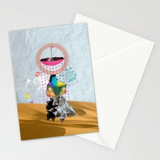 Desert Of Knowledge Stationery Cards