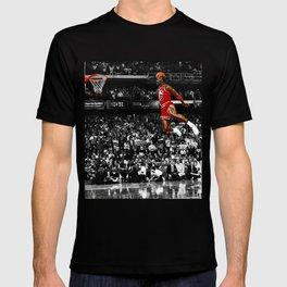 MichaelJordan Iconic Basketball Sports T-shirt