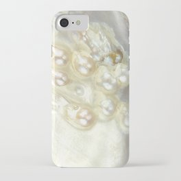 Shimmery Pearly Abalone Shell iPhone Case