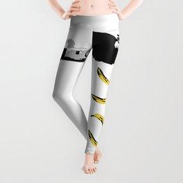 Banana Underground Leggings
