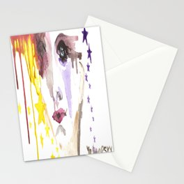 Cry Me A River  Stationery Cards