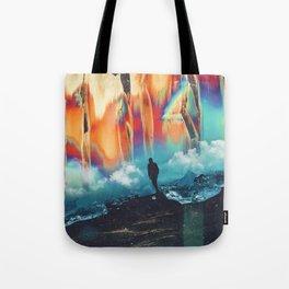 Crystalspace Tote Bag