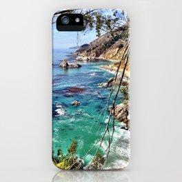 Big Sur Beauty iPhone Case
