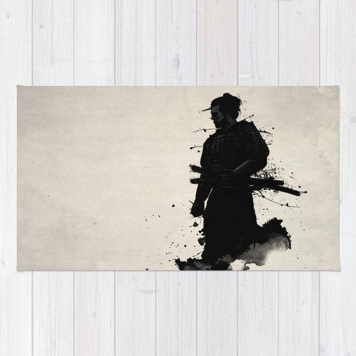 Samurai Rug