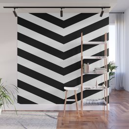 Stripes Wall Mural