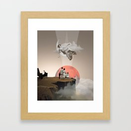 Family Concerto Framed Art Print