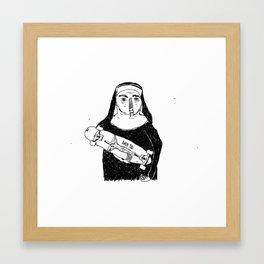 MINI RIP Framed Art Print