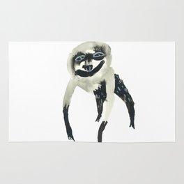 Standing Sloth Rug