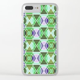Wealth Clear iPhone Case