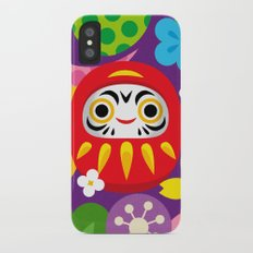 Daruma iPhone X Slim Case