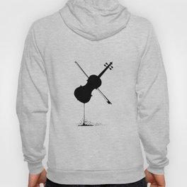 Flowing Fiddle Music Hoody