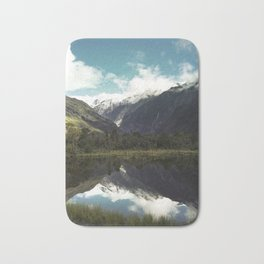 (Franz Josef Glacier) Where the snow melts Bath Mat