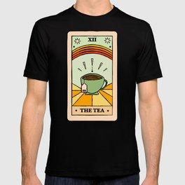 That's the TEA, sis tarot card T-shirt