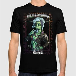 Anything Twice T-shirt