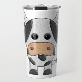 Vaquita de peluche - Cow of teddy Travel Mug