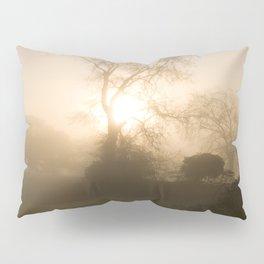 Misty morning Pillow Sham