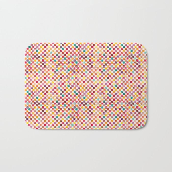 Klee Pattern Bath Mat